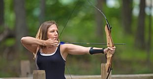 One Hour Archery Activity at Andrea Lodges