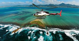 Helicopter Airport Transfer (Up to 6 pax)