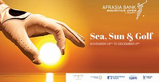 2018 AFRASIA Bank Mauritius Open Four Seasons Golf Club Anahita