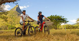 E-Bike Safari Casela