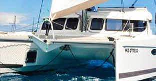 Full Day Catamaran Cruise - Benitiers Island & Delicious Lunch