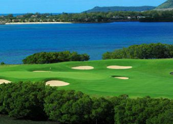 Golf Course of Shandrani Resort Mauritius
