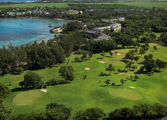 Golf Course of the Maritim Hotel Mauritius