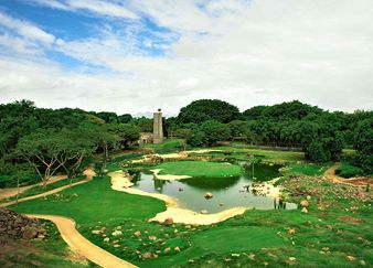 Mont Choisy Golf Course