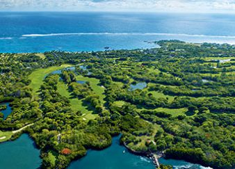 Le golf de legends l'Ile Maurice