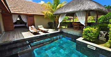 Mauritius villas accommodation