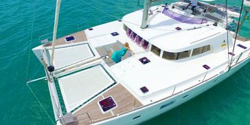 Overnight 24 Hours Private Catamaran Cruise