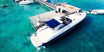 Private Luxury Sunseeker Cruise In Mauritius