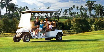 Mont Choisy Golf Package with Massage and Lunch