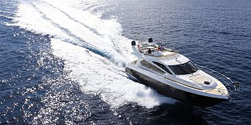 Sunseeker Royal Yacht