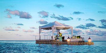 Exclusive Gourmet Lunch or Dinner at Sea package