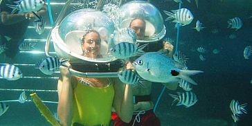 Water & Sea Activities - Full Day Package on the East Coast