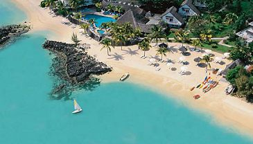 Merville Beach Hotel Produced by LUX Mauritius