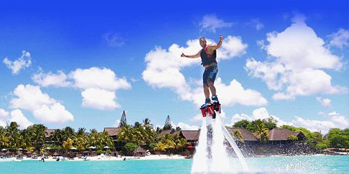 Fly like Iron Man n' Dive like a Dolphin- FlyboardTM Mauritius