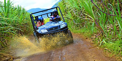 Quad or Buggy Ride In Nature At The East Coast (Etoile Reserve)