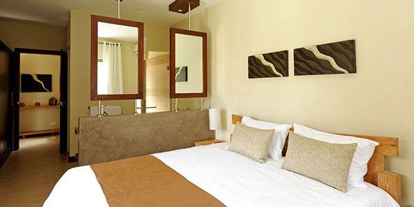 Athena villas mauritius evaco vacances maurice for Interior decoration mauritius
