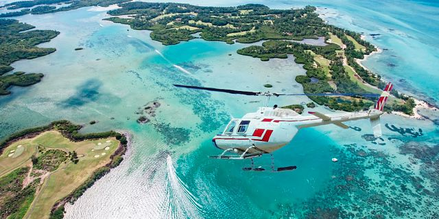 Mauritius helicopter golf flight (7)