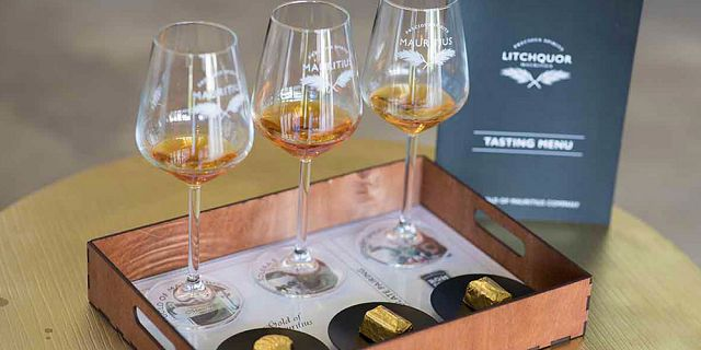 Rum tasting in the north of mauritius (2)