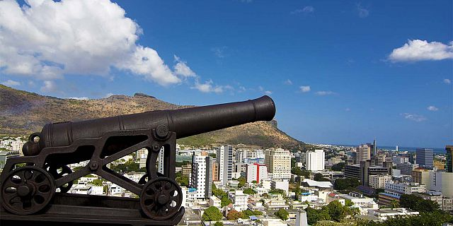 5 Fort Adelaide in Mauritius   fort citadle ile maurice (2)