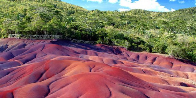 18 chamarel seven colored earth