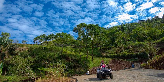 Nature adventure package quad biking zip lines (15)