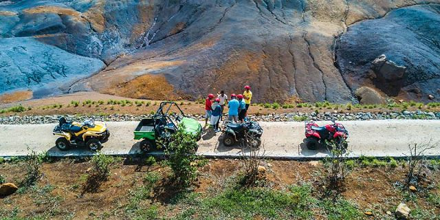 Nature adventure package quad biking zip lines (8)