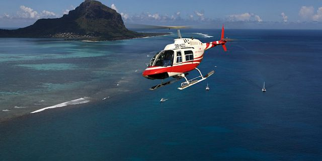 Helicopter sightseeing tour from airport exclusive (3)