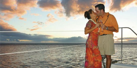 Spa catamaran cruise evening package (11)