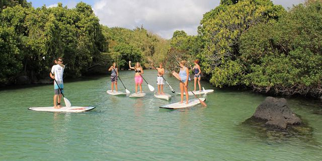 SUP standup paddle in mauritius (1)