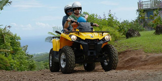 Quad biking and buggy at vallee des couleurs (16)