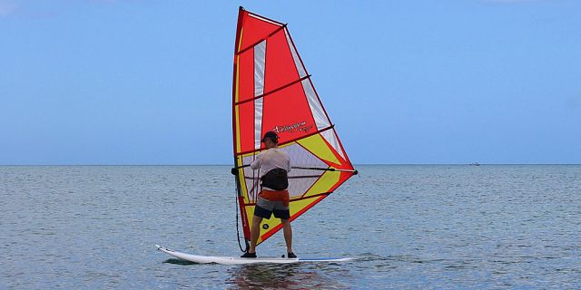 Windsurf rental package for experienced surfers (12)