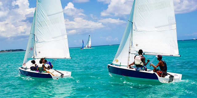 Laser sailing for experienced sailors (8)