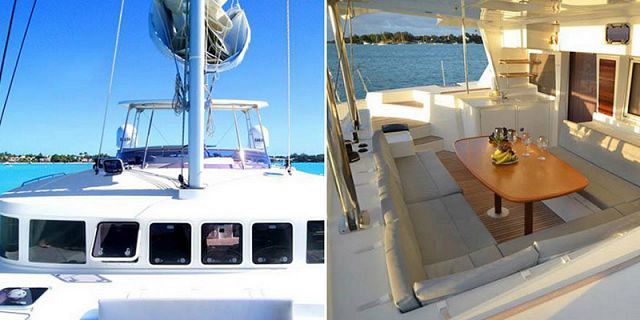 Private overnight luxury catamaran cruise (12)