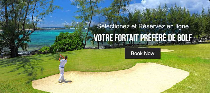 Forfaits de golf - Ile Maurice