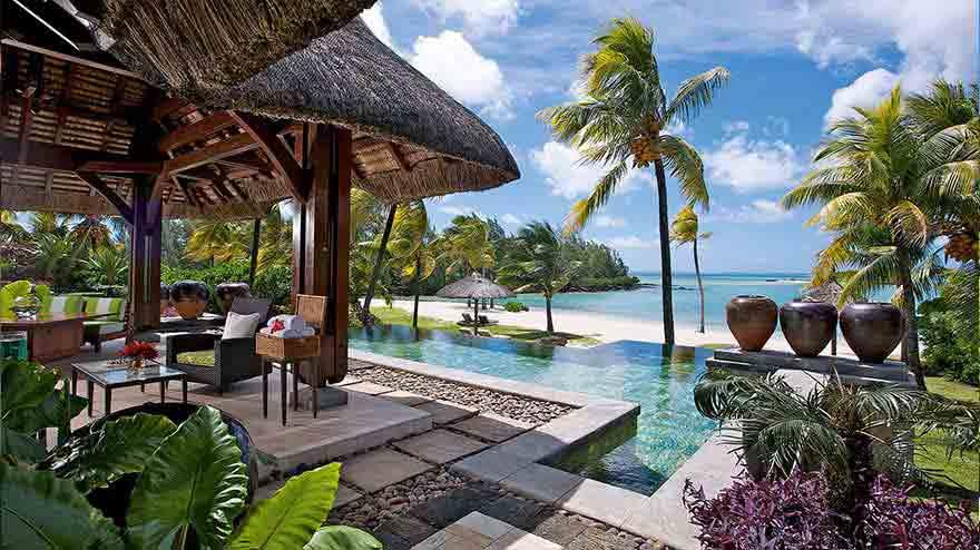 Villas suites appartements recommand s ile maurice vacances maurice - Villa de vacances exotiques island views ...