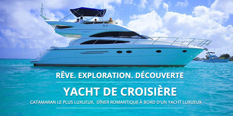 croisiere yacht prive