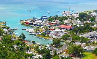 Port Mathurin - Rodrigues