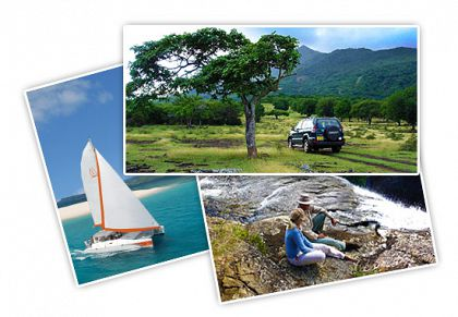 Excursions - Ile Maurice