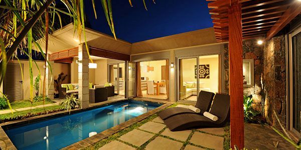 Athena villas mauritius evaco vacances maurice - Villa esprit de famille ...