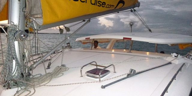 Luxury sunset catamaran cruise north coast (11)
