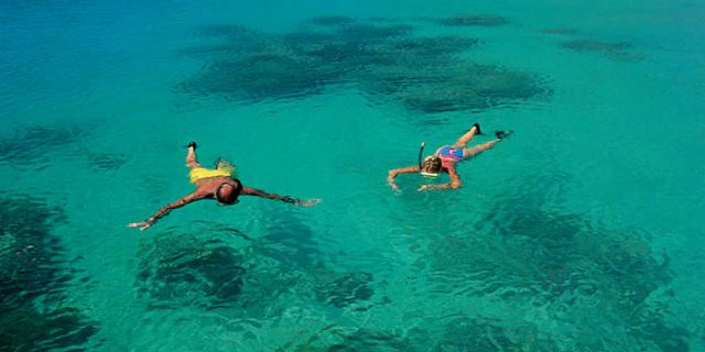 5 snorkeling in mauritius
