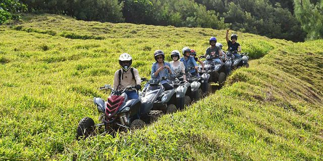 Half day quad bike trip in the south of mauritius (1)