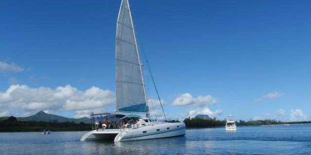 Catamaran west coast dolphins cruise mauritius (2)