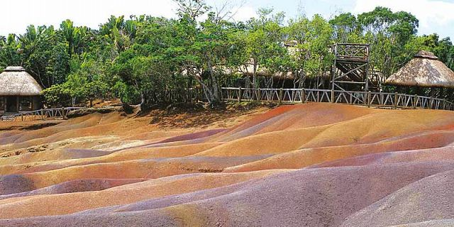 19 colors earth chamarel