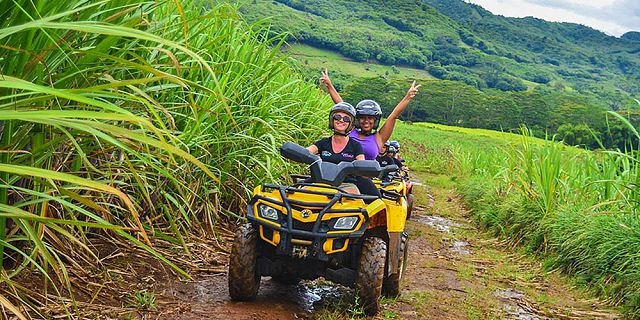 Quad or buggy ride in nature at the east coast etoile reserve (9)