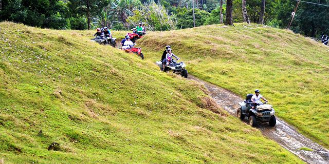Horse riding excursion and quad biking (3)